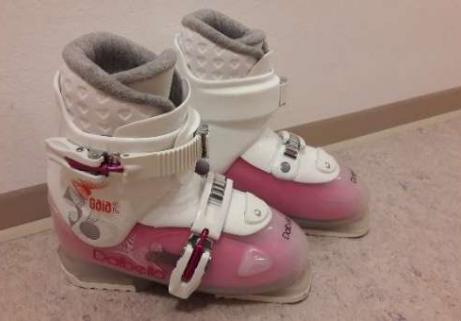 Chaussures de ski Dalbello fille 34 1