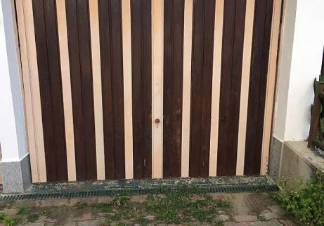 Portes de garage électriques 1