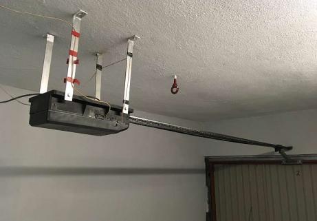 Portes de garage électriques 2