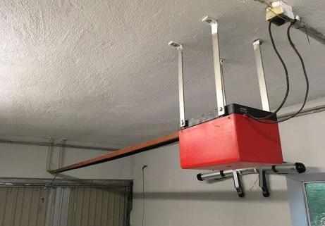 Portes de garage électriques 3