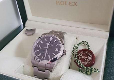 Rolex Explorer 3