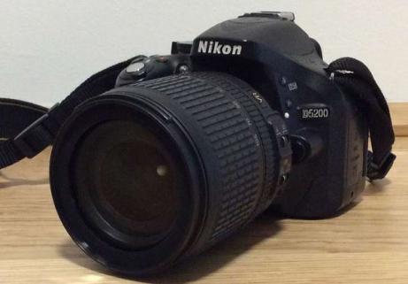 Nikon D5200 1
