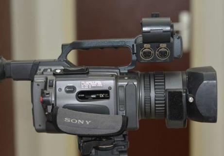 Sony HDV DSR PD 150 P 4