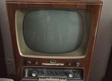 Télé rétro des années 50 1