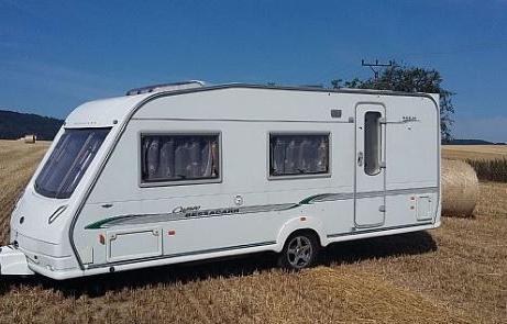 Caravane Swift - Bessacarr Cameo 525 SL 1