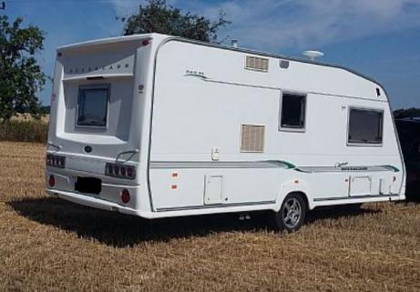 Caravane Swift - Bessacarr Cameo 525 SL 3