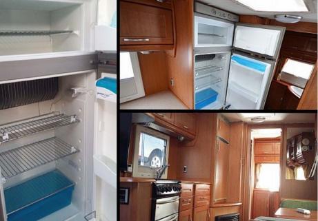 Caravane Swift - Bessacarr Cameo 525 SL 4