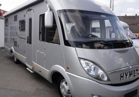 Camping car Hymer / Eriba - B 675 SL 1
