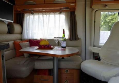 Camping car Hymer / Eriba - B 675 SL 2