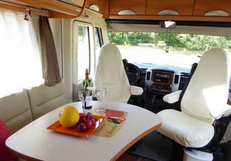 Camping car Hymer / Eriba - B 675 SL 3