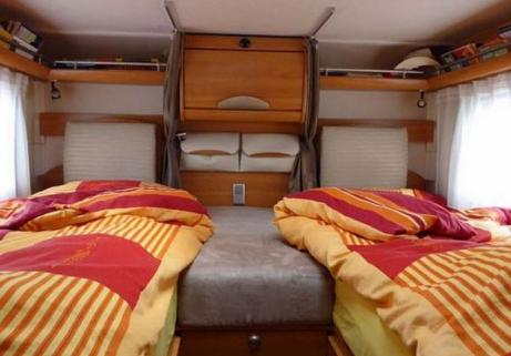 Camping car Hymer / Eriba - B 675 SL 5