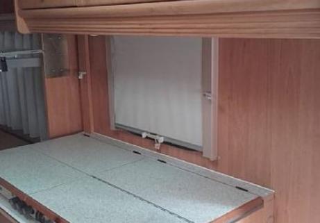 Caravane Dethleffs - Camper 460 4
