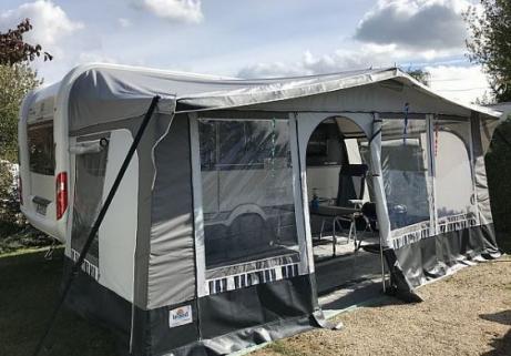 Caravane Hobby - De Luxe 455 UF 5
