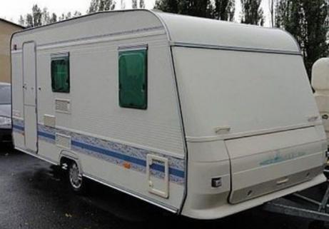 Caravane- Adria - UNICA B432 PX 1