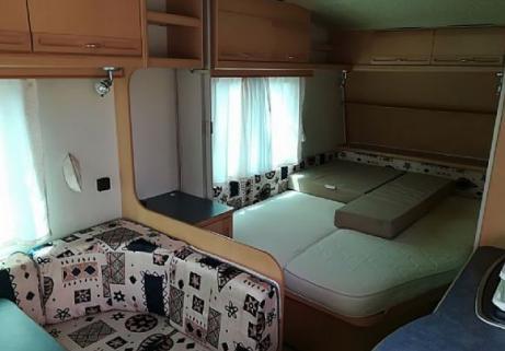 Caravane- Adria - UNICA B432 PX 3