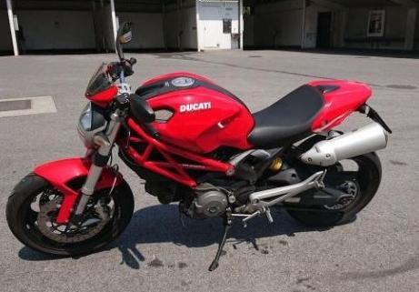 Ducati Monster 696 3