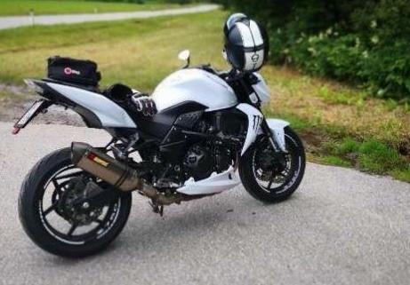 Kawasaki Z 750 3