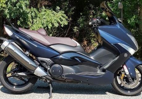 Yamaha TMAX 500 1