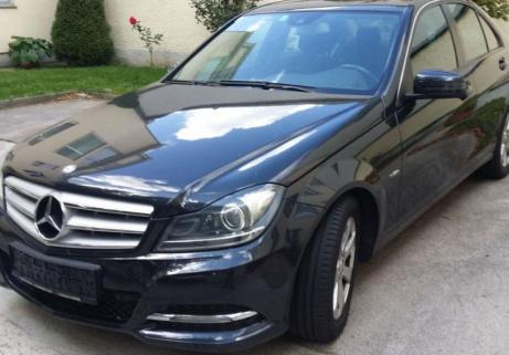 Mercedes-Benz C 200 CDI BlueEfficiency 2