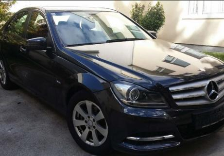 Mercedes-Benz C 200 CDI BlueEfficiency 3