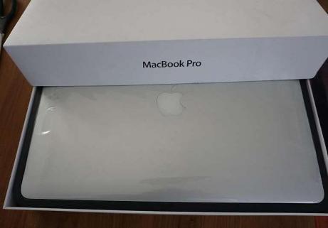 MacBook Pro 15 pouces, 2,3 GHz i7 256 Go (Retina, fin 2012) en boîte d'origine, état neuf. 3