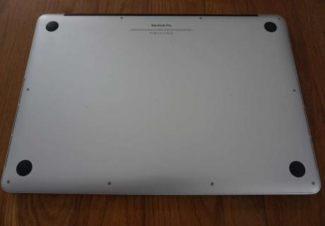 MacBook Pro 15 pouces, 2,3 GHz i7 256 Go (Retina, fin 2012) en boîte d'origine, état neuf. 5