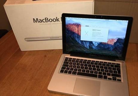 MacBook Pro 13 pouces (mi-2009) 1
