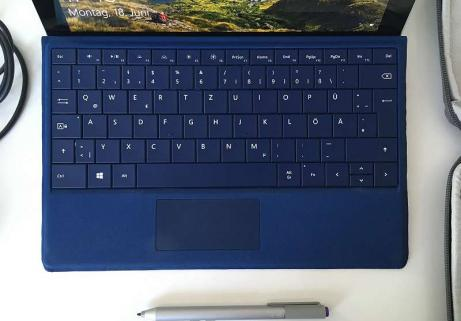 Surface 3 Set, clavier, stylo, sac 2