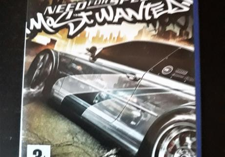 Need For Speed - Most Wanted sur PS2 1