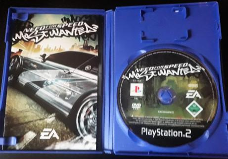 Need For Speed - Most Wanted sur PS2 2