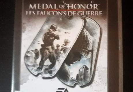 Medal Of Honor - Les Faucons de Guerre PS2 1