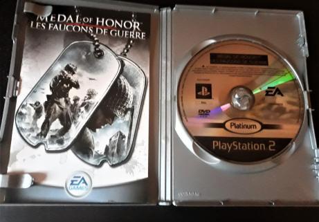 Medal Of Honor - Les Faucons de Guerre PS2 2