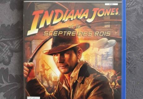 Indiana Jones et le Tombeau de l'Empereur sur PS2 1