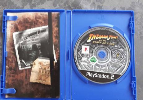 Indiana Jones et le Tombeau de l'Empereur sur PS2 2
