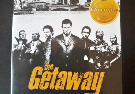The getaway sur PS2 1