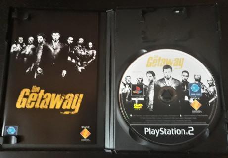 The getaway sur PS2 2