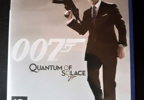 James Bond: Quantum Of Solace PS2 1