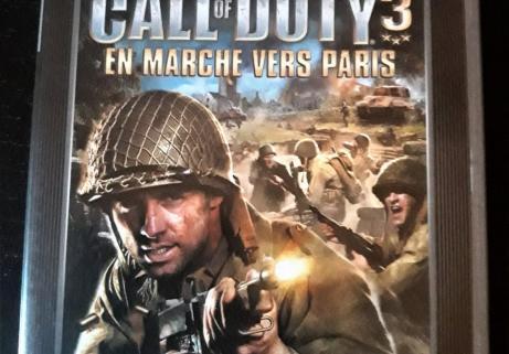 Call of Duty 3 En marche vers Paris sur PS2 1