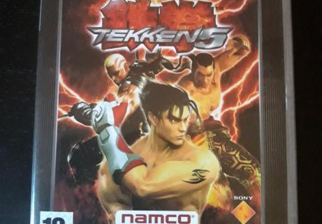 Tekken 5 sur PS2 1