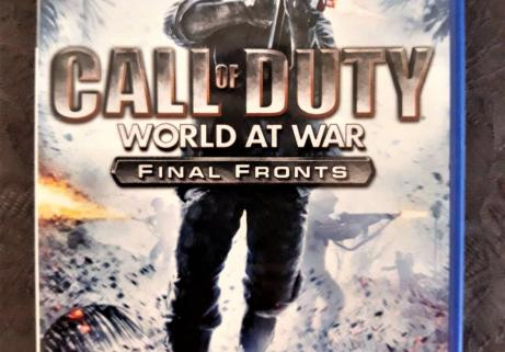 Call of Duty - World At War sur PS2 1