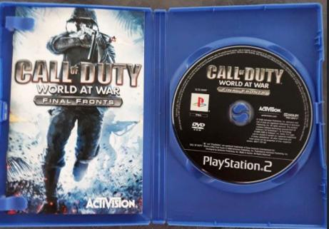 Call of Duty - World At War sur PS2 2