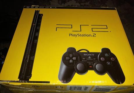 Playstation 2 Slim 1