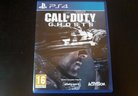 Call Of Duty: Ghosts sur PS4 1