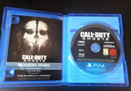 Call Of Duty: Ghosts sur PS4 2