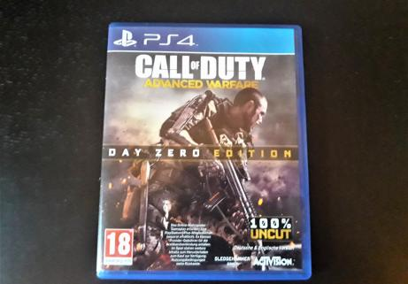 Call Of Duty: Advances warfare (day zero edition) sur PS4 1