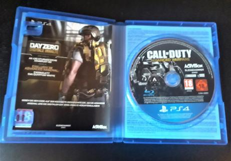 Call Of Duty: Advances warfare (day zero edition) sur PS4 2