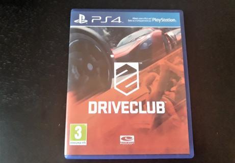DriveClub sur PS4 1