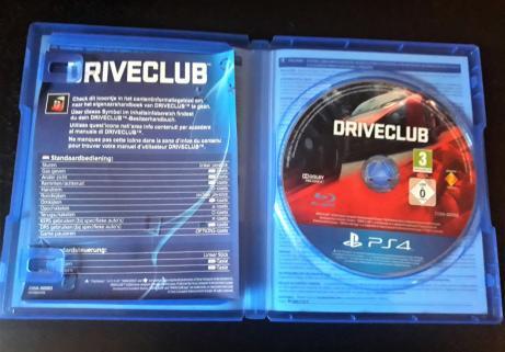 DriveClub sur PS4 2