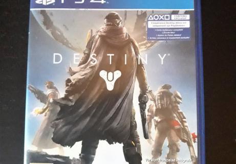 Destiny sur PS4 1