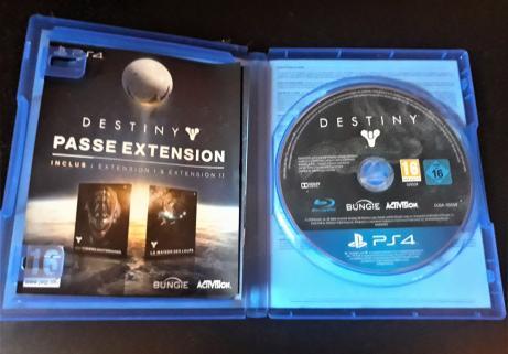 Destiny sur PS4 2